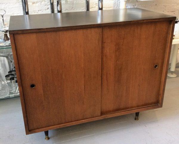 sliding door cabinet hardware curio plans aluminum mid century modern